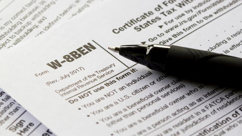 アドセンスの税務情報を提出する方法
